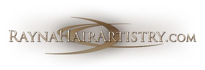 Rayna Hair Artistry Logo
