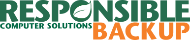 Responsible BackUp Logo