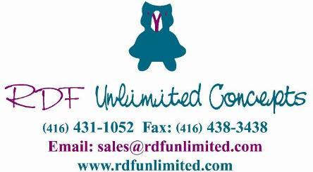 RDF Unlimited Concepts Logo