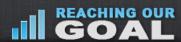 Reaching Our Goal Logo