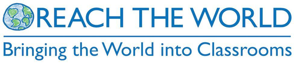 Reach the World Logo