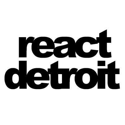 reactdetroit Logo