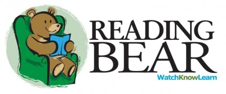 WatchKnowLearn/Reading Bear Logo