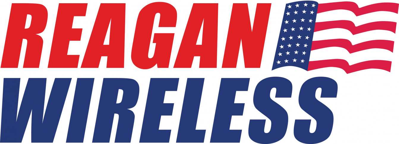Reagan Wireless Logo