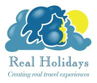 Real Holidays Logo