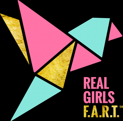 Real Girls F.A.R.T. Logo
