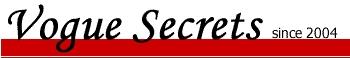 voguesecrets Logo