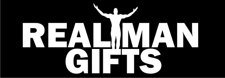Real Man Gifts Logo