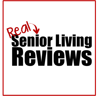 Real Senior Living Reviews Logo