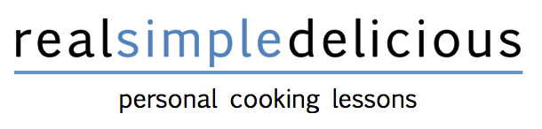 realsimpledelicious Logo