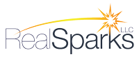 Real Sparks LLC Logo