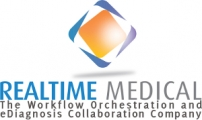 Real Time Medical Logo