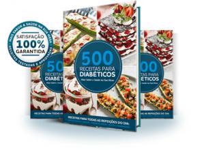 Receitas Zero Açúcar e Glúten PDF Logo