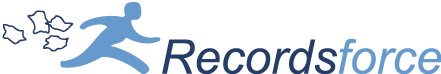 Recordsforce Logo