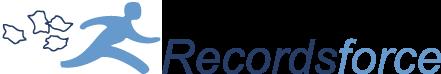 Recordsforce Logo