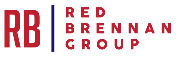 The Red Brennan Group Logo