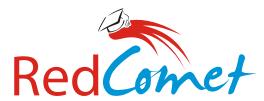 Red Comet Logo