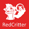 RedCritter Corp. Logo