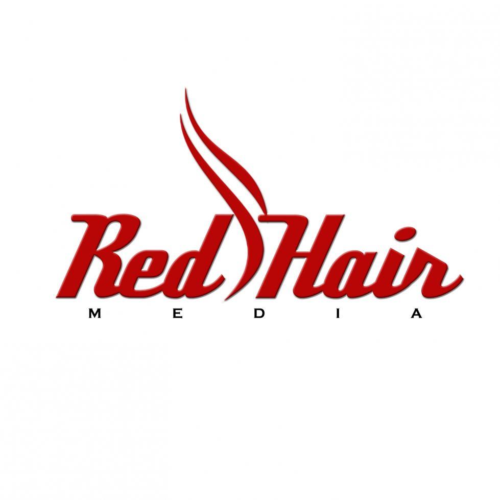 redhairmedia Logo
