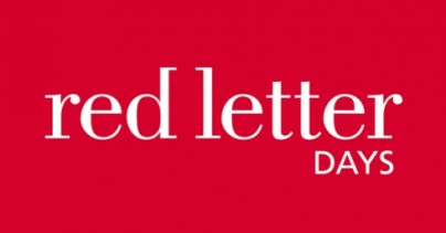 Red Lettr Days Logo