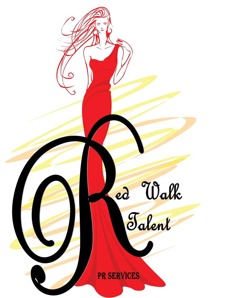 Red Walk Talent PR Services Logo