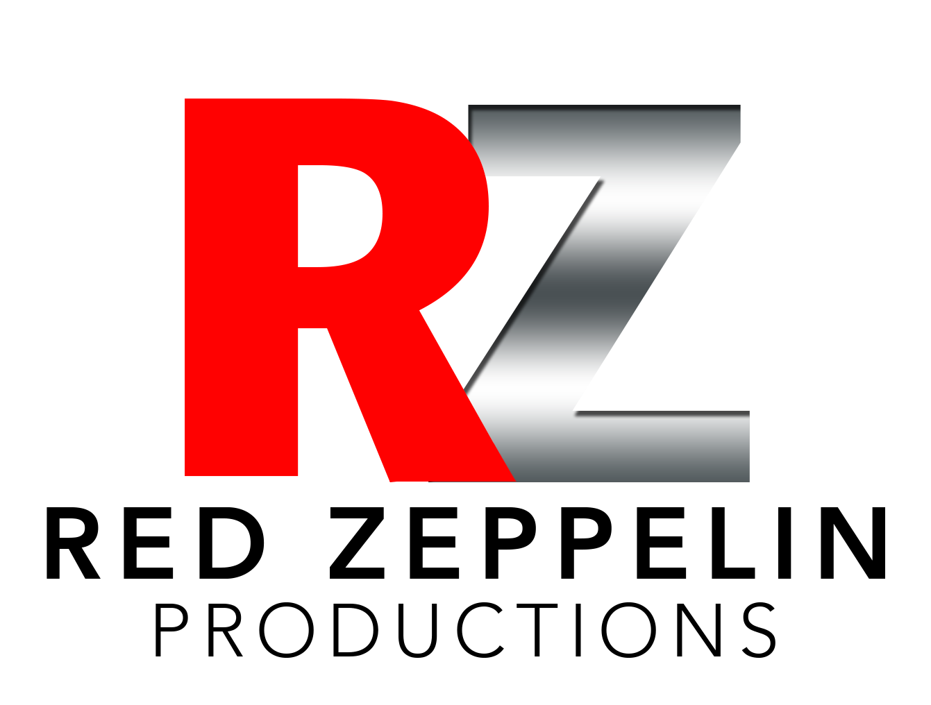 Red Zeppelin Productions, LLC Logo