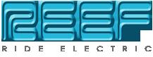 Reef Bikes Electric Bike Company Logo