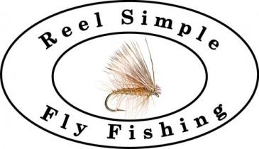 reelsimpleflyfishing Logo