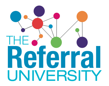 referraluniversity Logo