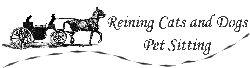 reiningcatsanddogs Logo