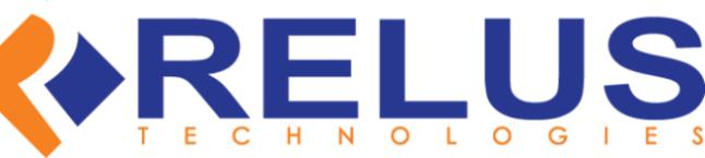 Relus Technologies Logo