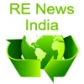 RE News India Logo