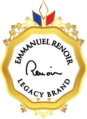 Emmanuel Renoir Legacy Brand, Inc. Logo