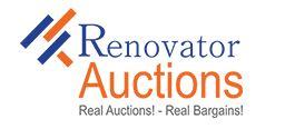 Renovator Auctions Logo