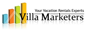 Vacation Rental Marketing By Villa Marketers Logo