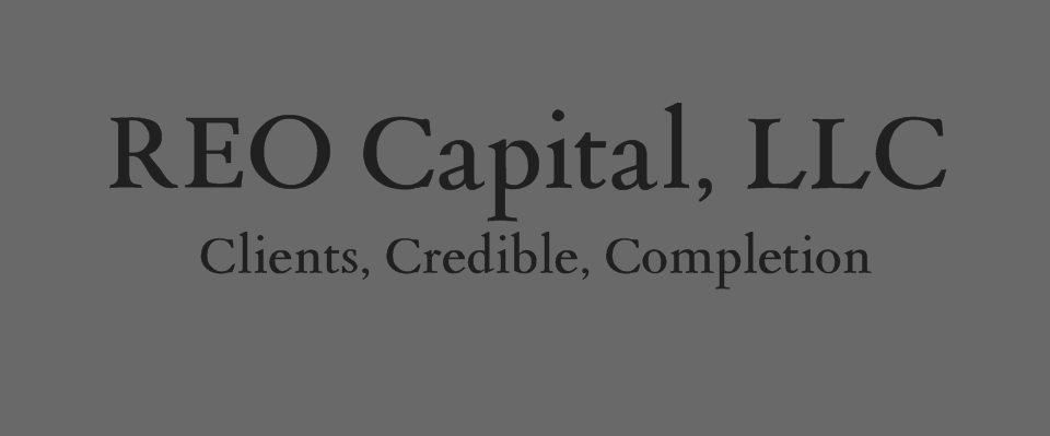 REO Capital, LLC Logo
