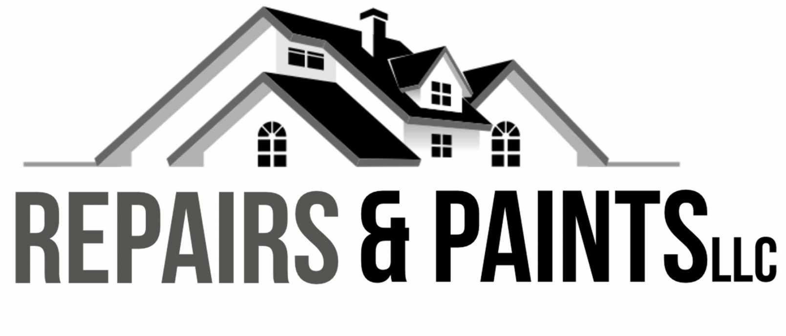 Repairs and Paints LLC. Logo