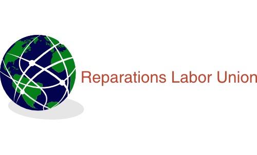 Reparations Labor Union Logo