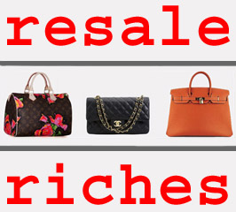Resale Riches Logo