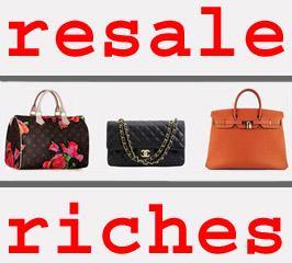 Resale Riches Logo