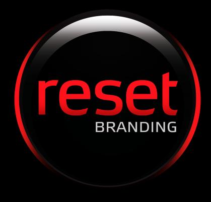 Reset Branding Inc Logo