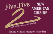 Restaurant Five.Five 2 Logo