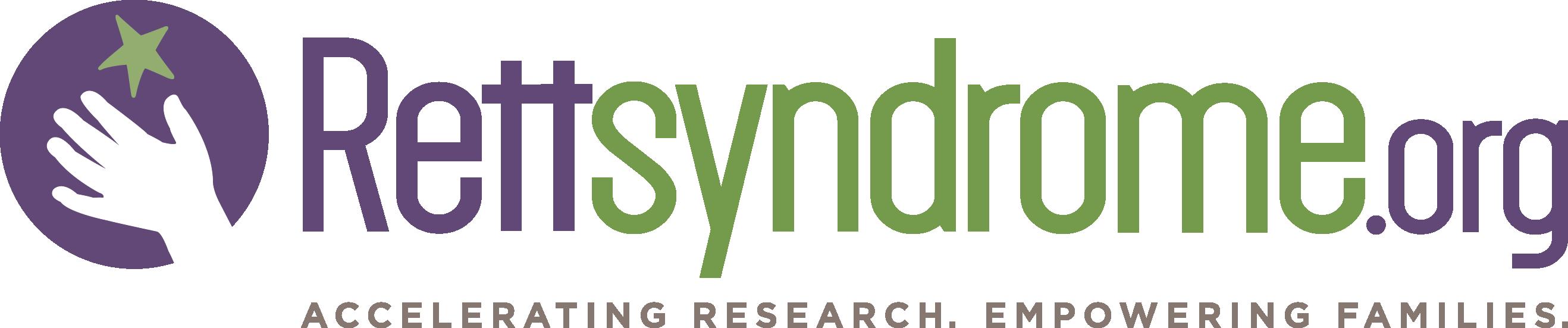 rettsyndromeorg Logo