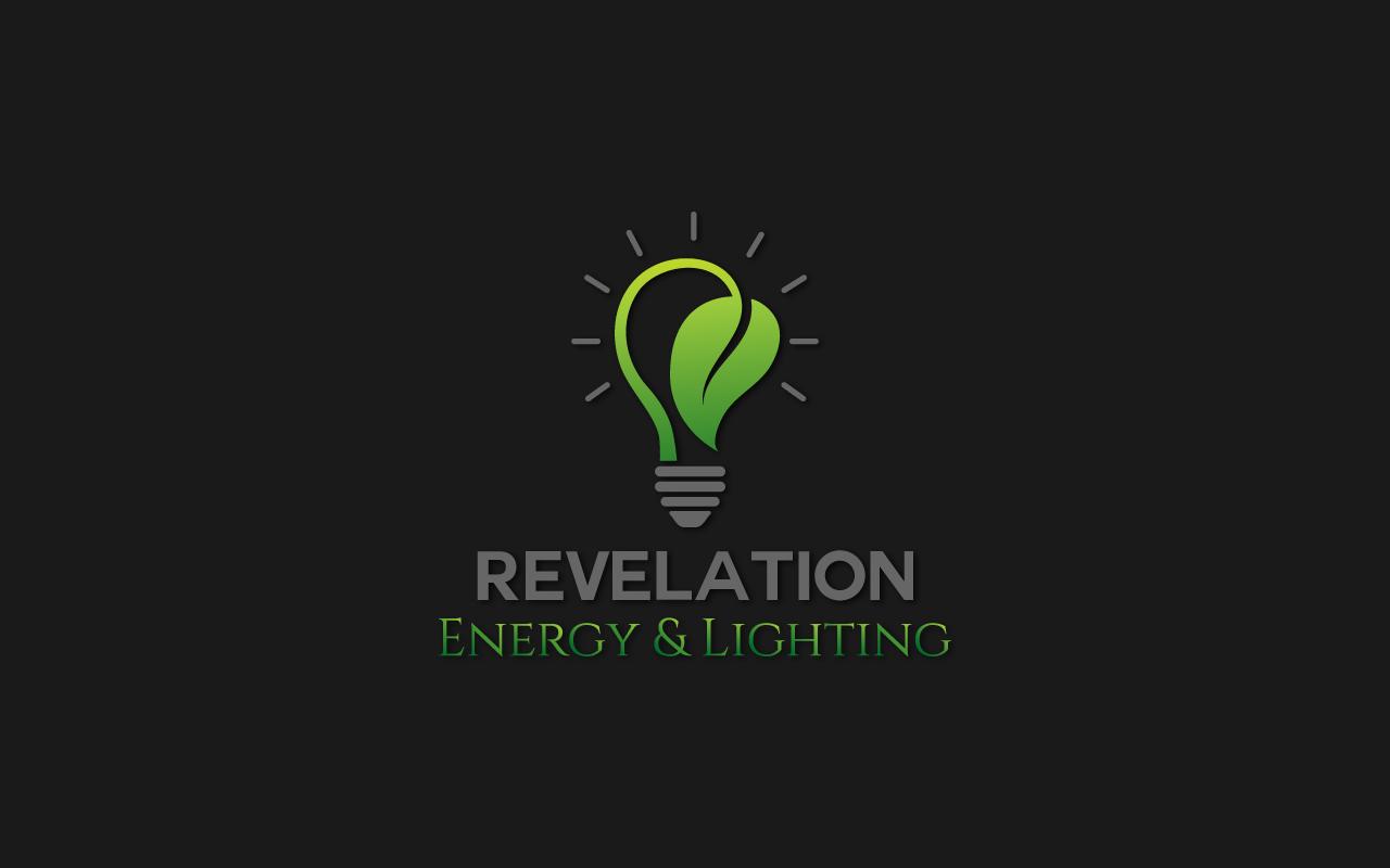 Revelation Energy & Lighting Logo