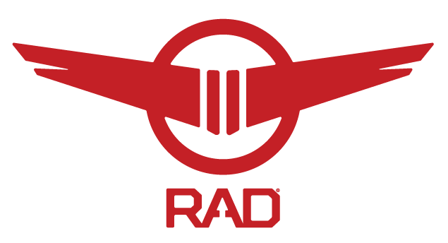 RAD Supercars Logo