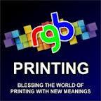 RGB Printings Logo