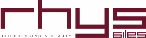 Rhys Giles Hairdressing & Beauty Logo