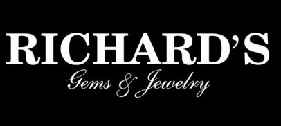 Richard's Gems & Jewelry Logo