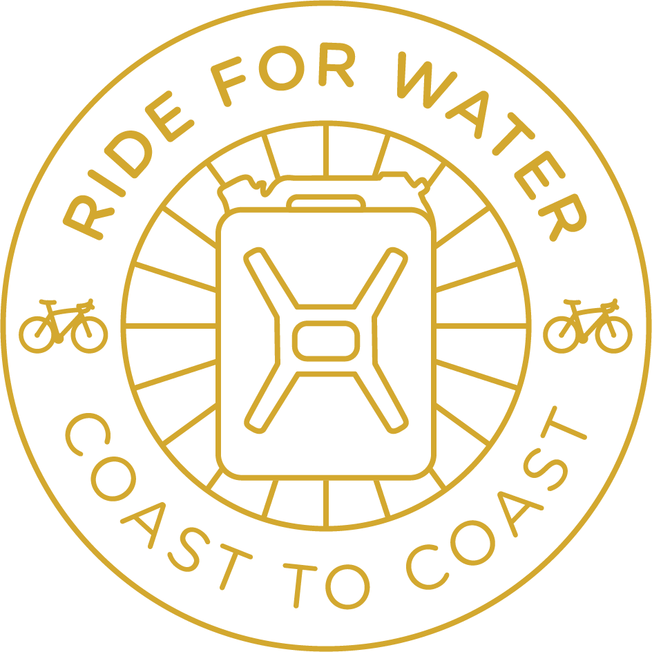 ride-for-water Logo