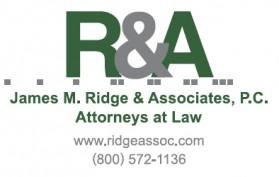 James M. Ridge & Associates, P.C. Logo